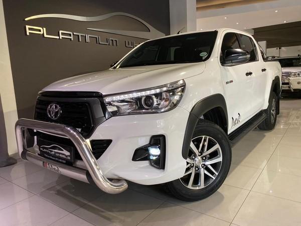2018 Toyota Hilux 2.8 GD-6 RB Auto Raider Double Cab Bakkie Gauteng Four Ways_0