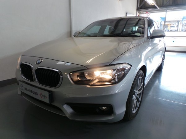 2017 BMW 1 Series 118i 5DR Auto f20 Gauteng Randburg_0