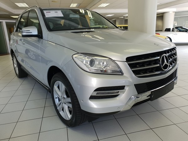 2015 Mercedes-Benz M-Class Ml 350 Bluetec  Western Cape Worcester_0