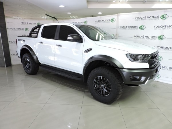 2019 Ford Ranger Raptor 2.0D BI-Turbo 4X4 Auto Double Cab Bakkie Gauteng Vereeniging_0