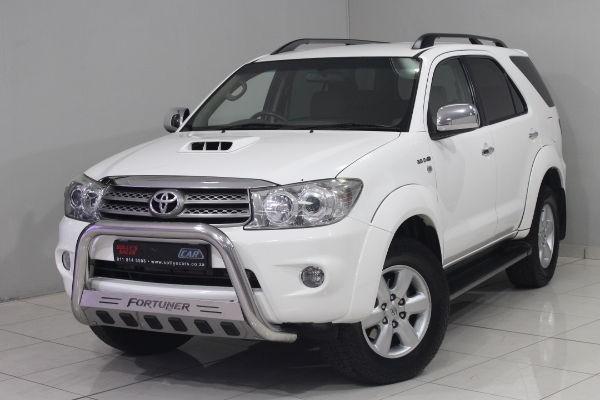 2010 Toyota Fortuner 3.0d-4d Rb Auto Gauteng Nigel_0