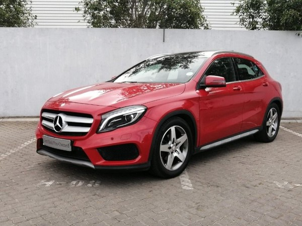 2016 Mercedes-Benz GLA-Class 200 Auto Western Cape Somerset West_0