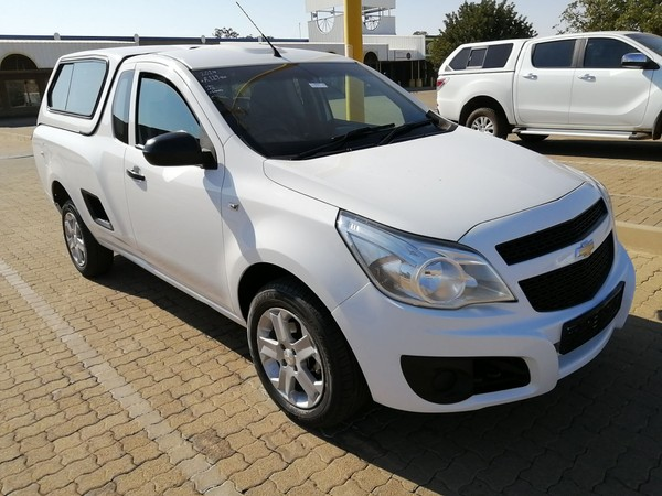 2014 Chevrolet Corsa Utility 1.4 Club Pu Sc  North West Province Klerksdorp_0