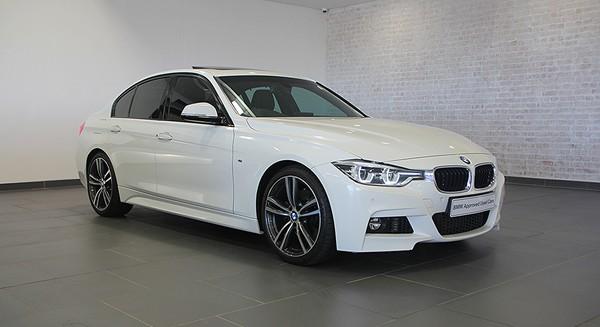 2015 BMW 3 Series 330D M Sport Auto Free State Bloemfontein_0
