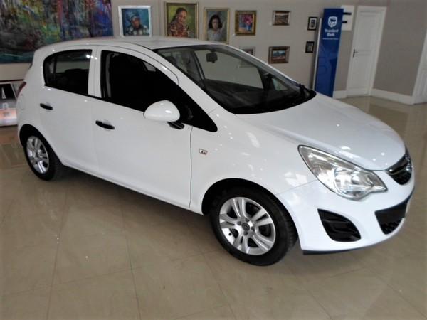 2011 Opel Corsa 1.4 Essentia 5dr  Western Cape Knysna_0