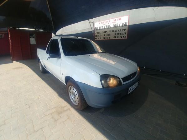 2007 Ford Bantam 1.3i Pu Sc  Gauteng Johannesburg_0