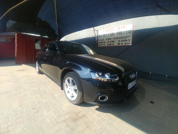2009 Audi A4 2.0 Tdi Ambition b8  Gauteng Johannesburg_0