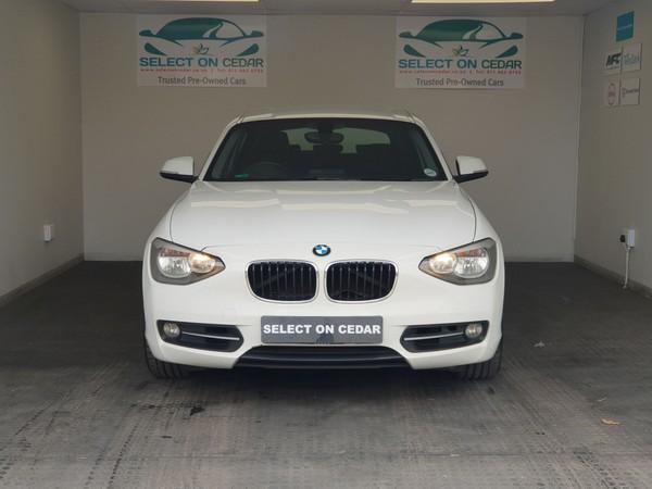 2012 BMW 1 Series 120d 5dr f20  Gauteng Four Ways_0
