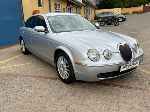 2007 Jaguar S-Type 2.7d V6 High  Gauteng Randburg_0