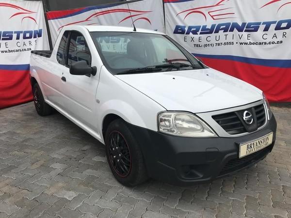 2013 Nissan NP200 1.6 Ac Pu Sc  Gauteng Bryanston_0