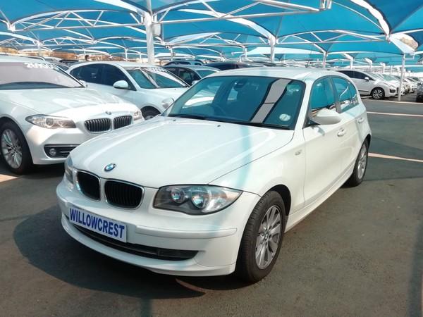 2008 BMW 1 Series 120i e87  Gauteng Randburg_0