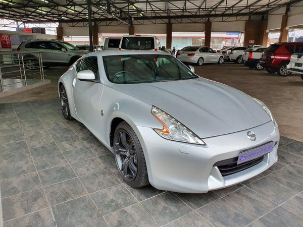 2009 Nissan 370z Coupe At  Limpopo Polokwane_0