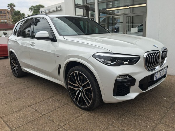 2019 BMW X5 xDRIVE30d M-Sport Auto Gauteng Germiston_0
