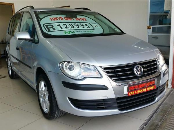 2008 Volkswagen Touran 1.6 Trendline  Western Cape Goodwood_0