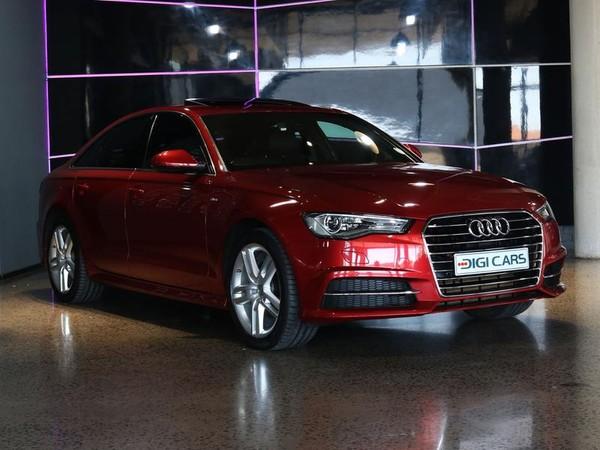 2016 Audi A6 1.8t FSI Stronic Gauteng Sandton_0