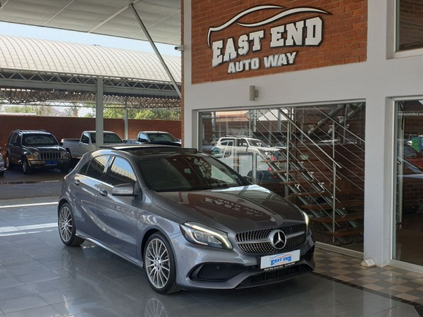 2016 Mercedes-Benz A-Class A 200 AMG Auto North West Province Rustenburg_0