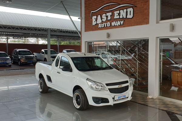 2013 Chevrolet Corsa Utility 1.4 Ac Pu Sc  North West Province Rustenburg_0
