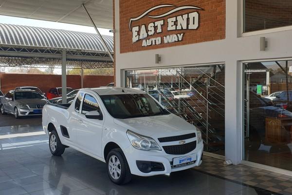 2014 Chevrolet Corsa Utility 1.4 Club Pu Sc  North West Province Rustenburg_0