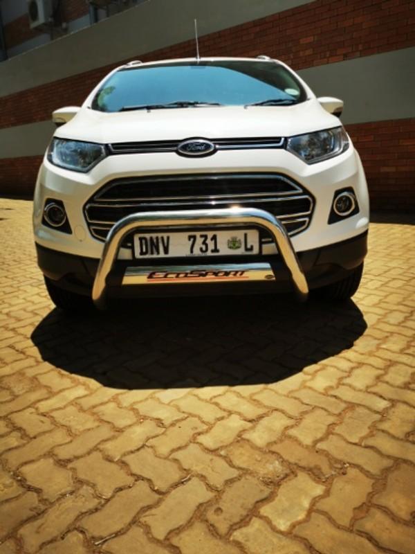 2016 Ford EcoSport 1.0 Ecoboost Titanium Limpopo_0