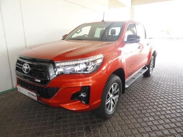 2018 Toyota Hilux 2.8 GD-6 Raider 4x4 Double Cab Bakkie Gauteng Brakpan_0