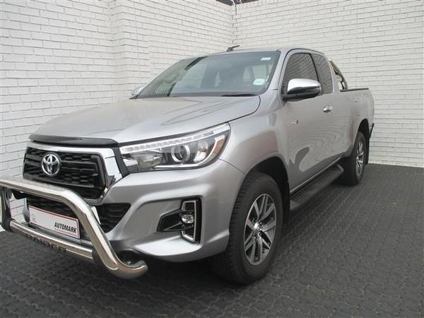 2019 Toyota Hilux 2.8 GD-6 RB Raider 4X4 Auto PU ECAB Gauteng Boksburg_0