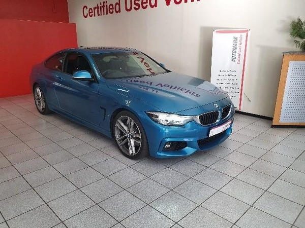2017 BMW 4 Series 440i Coupe M Sport Auto Gauteng Springs_0