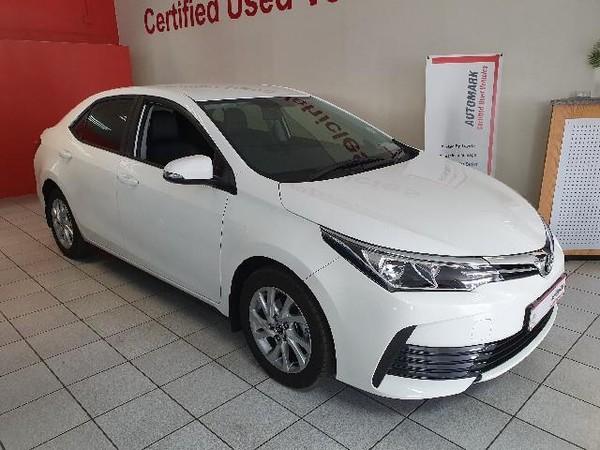2019 Toyota Corolla 1.6 Prestige Gauteng Springs_0