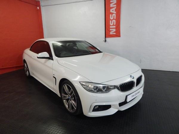 2015 BMW 4 Series 428i Convertible M Sport Auto Gauteng Sandton_0