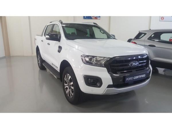 2019 Ford Ranger 2.0TDCi WILDTRAK 4X4 Auto Double Cab Bakkie Kwazulu Natal Hillcrest_0