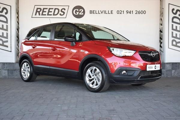 2020 Opel Crossland X 1.6TD Enjoy Western Cape Claremont_0
