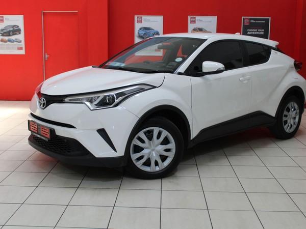 2017 Toyota C-HR 1.2T Gauteng Springs_0