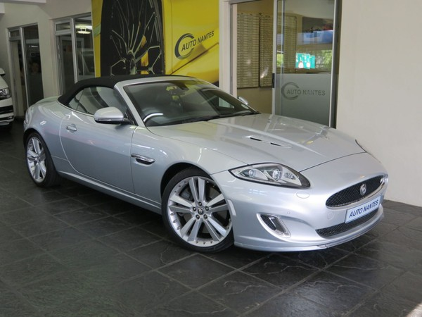 2011 Jaguar XK Xkr 5.0 Convertible  Western Cape Paarl_0
