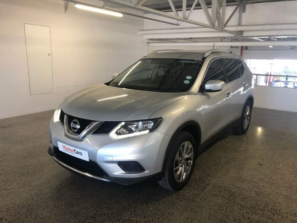 2015 Nissan X-Trail 1.6dCi XE T32 Western Cape Table View_0