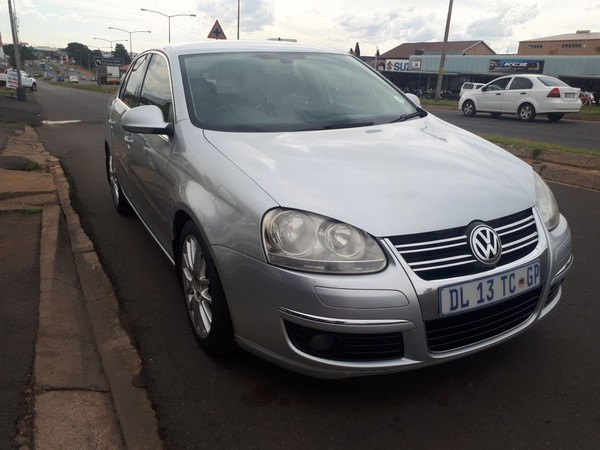 2006 Volkswagen Jetta Jetta 5 147kw Gauteng Kempton Park_0