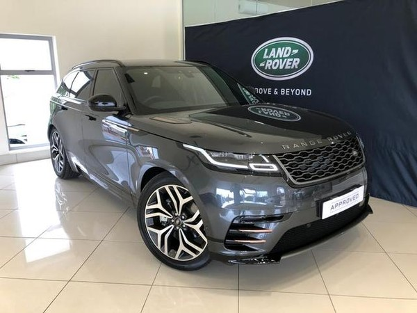 2018 Land Rover Velar 3.0D HSE Gauteng Four Ways_0
