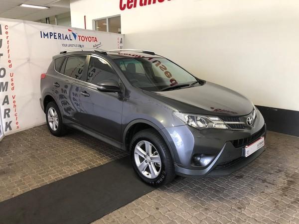 2014 Toyota Rav 4 2.0 GX Auto Mpumalanga Nelspruit_0