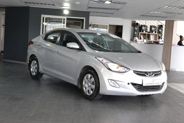 2012 Hyundai Elantra 1.6 Gls  Gauteng Roodepoort_0