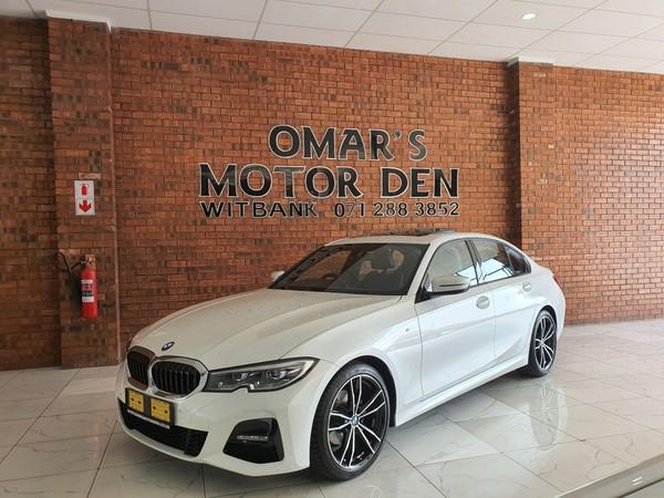 2019 BMW 3 Series 320D M Sport Launch Edition Auto G20 Mpumalanga Witbank_0