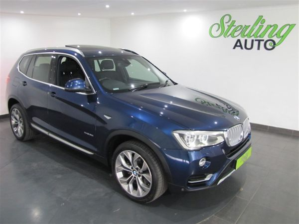 2014 BMW X3 xDRIVE35i M-Sport Auto Gauteng Pretoria_0