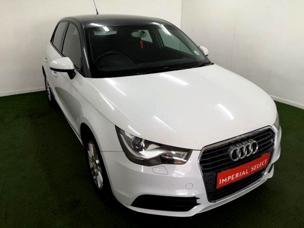 2014 Audi A1 Sportback 1.2t Fsi Attraction  Free State Bloemfontein_0