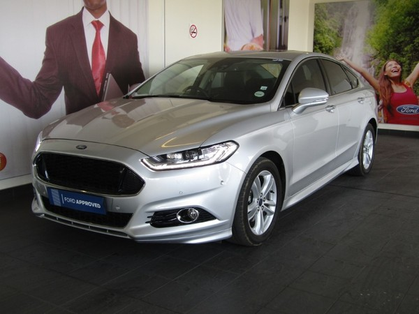 2016 Ford Fusion 2.0 TDCi Titanium Powershift Gauteng Sandton_0