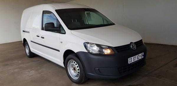 2013 Volkswagen Caddy Maxi 2.0tdi 81kw Fc Pv  Gauteng Pretoria_0