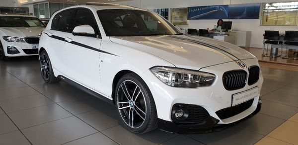 2019 BMW 1 Series 120d Edition M Sport Shadow 5-Door Auto F20 Gauteng Kempton Park_0