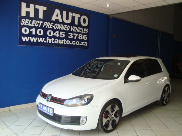 2011 Volkswagen Golf Vi Gti 2.0 Tsi  Gauteng Boksburg_0