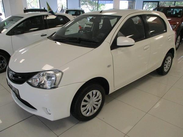 2013 Toyota Etios 1.5 Xi 5dr  Kwazulu Natal Durban_0