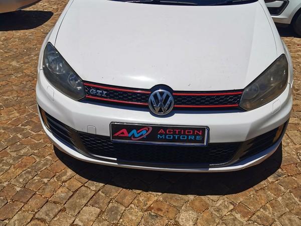 2009 Volkswagen Golf Vi Gti 2.0 Tsi Dsg  Gauteng Lenasia_0