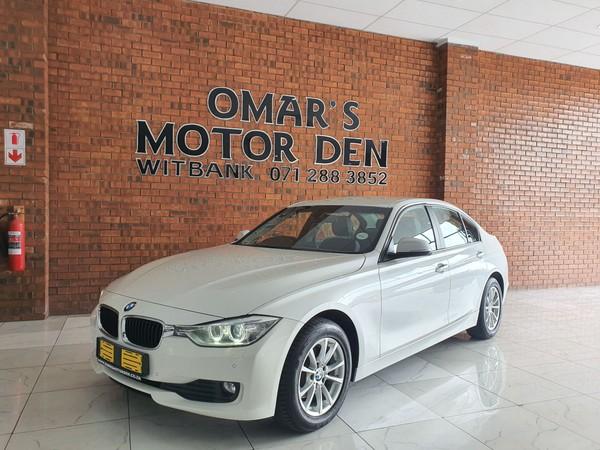 2014 BMW 3 Series 316i Auto Mpumalanga Witbank_0