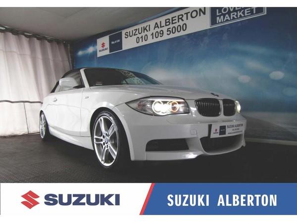 2013 BMW 1 Series 135i Convert Sport At  Gauteng Alberton_0