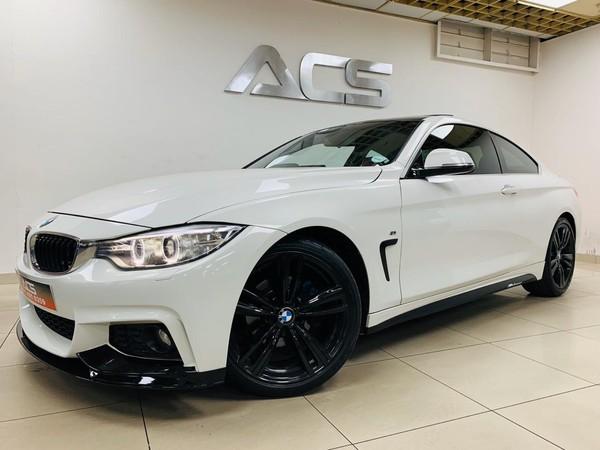 2016 BMW 4 Series Coupe M Sport Gauteng Benoni_0