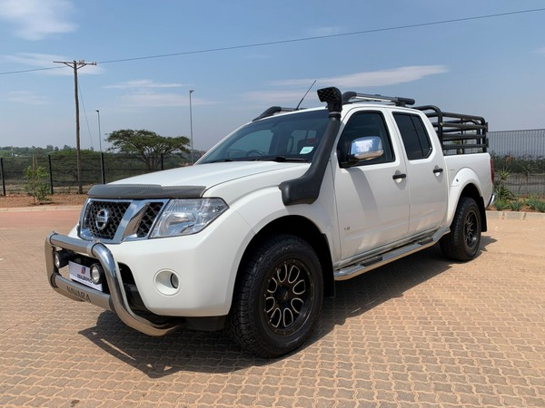 2014 Nissan Navara 3.0 Dci  Le At 4x4 Pu Dc  Mpumalanga Mpumalanga_0